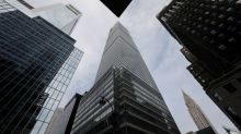 Iconic new tower opens as pandemic crushes Manhattan office market