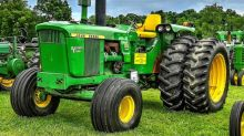 Wirtgen Buyout to Aid Deere Amid Dismal Agriculture Business