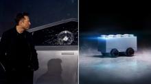 Lego mocks Tesla's Cybertruck window test with its own 'shatterproof' product