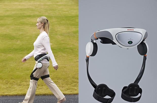 Honda starts testing Walking Assist device in large-scale US trials