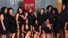 'Lawyer baes' celebrate graduation with LBD photo shoot: 'The epitome of black girl magic'