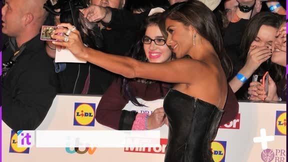 Nicole Scherzinger Turned Heads At The Pride Of Britain Ceremony!