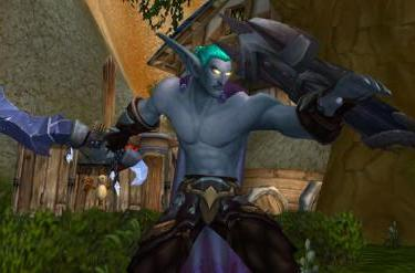 Warlords of Draenor Beta: New character models incoming