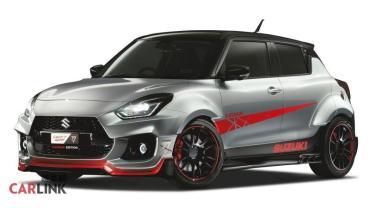 2023年初發表確定!大改款SUZUKI Swift Sport回歸純渦輪?