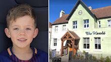 Boy, 7, electrocuted while climbing over pub fence to retrieve soccer ball