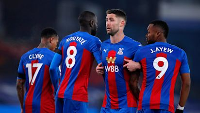 Crystal Palace player ratings vs Newcastle: Night to forget for Scott Dann, Jeffrey Schlupp's efforts in vain