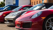 Mann kauft Porsche mit selbstgedrucktem Scheck