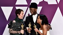 Oscars ceremony wins a 12% ratings boost for US viewers