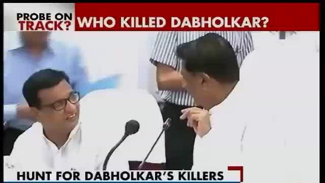 Blurred CCTV footage fails to offer lead on Dabholkar's murder