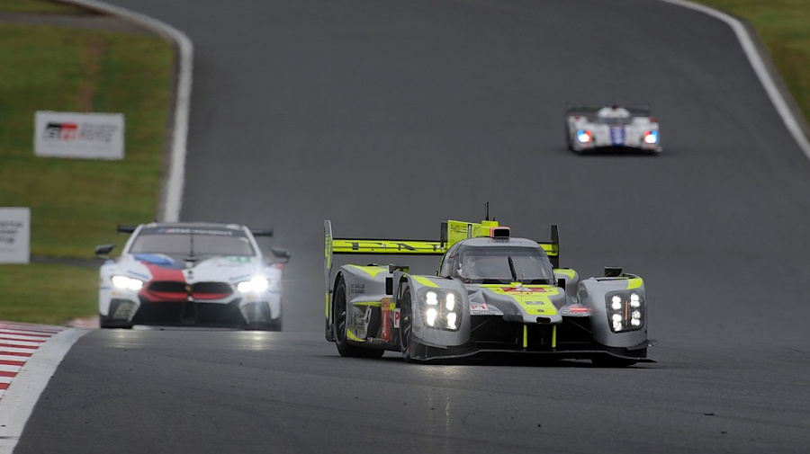 ByKolles LMP1 car was missing over 100bhp in Fuji WEC race
