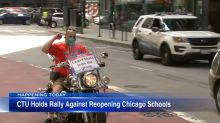 Chicago School Reopening: CTU to hold rally calling for remote learning only to start year