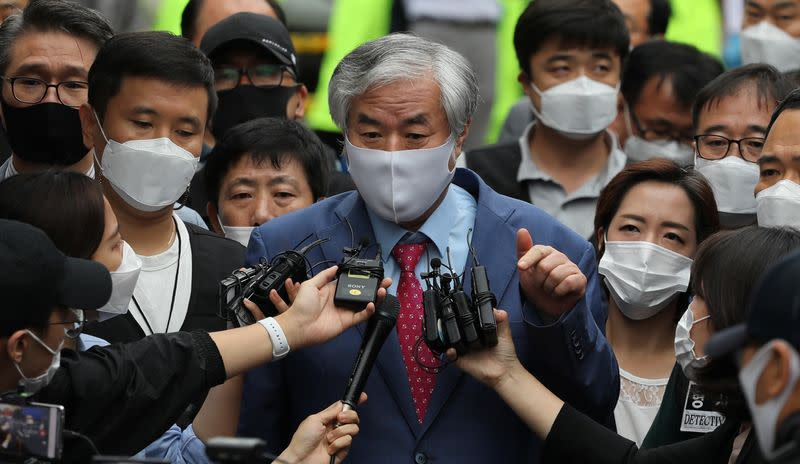 Seoul city seeks $4 million in damages from church over new COVID-19 outbreak