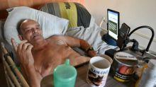 Schwerkranker Franzose isst und trinkt nach Verweigerung von Sterbehilfe nichts mehr