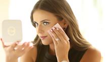 'Blush papier', el maquillaje en papel que te salvará de apuros