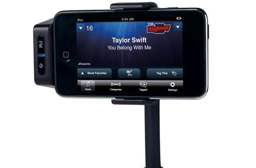 XM SkyDock now available for iPod touch and iPhone drivers