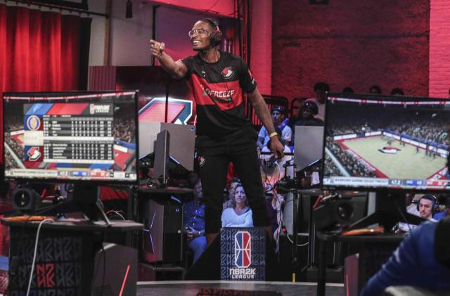 NBA 2K League starts May 5th with six weeks of remote matches