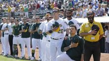MLB players union issues strongly worded statement supporting player protests