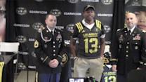 Jalen Ramsey talks recruiting after Army Ceremony