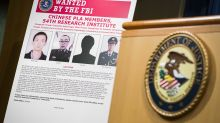 U.S. charges 4 members of Chinese military for massive Equifax hack