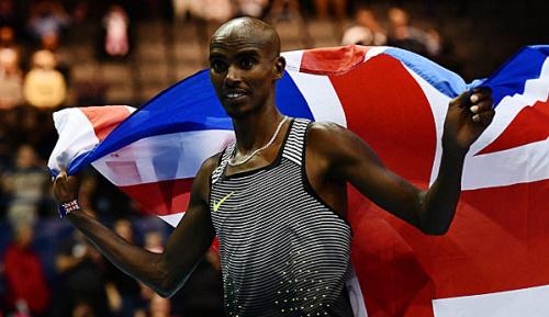 Leichtathletik: Arzt verteidigt Farah gegen Doping-Anschuldigungen
