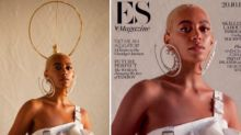 Solange Tells Magazine 'Don't Touch My Hair' After Her Braided Crown Is Omitted From Cover