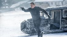 The Bond 25 script is being 'endlessly re-written'