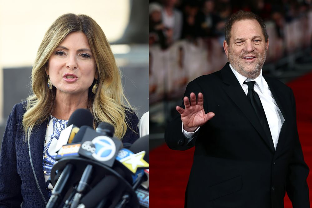 Lisa Bloom is defending Harvey Weinstein. (Photo: Getty Images)
