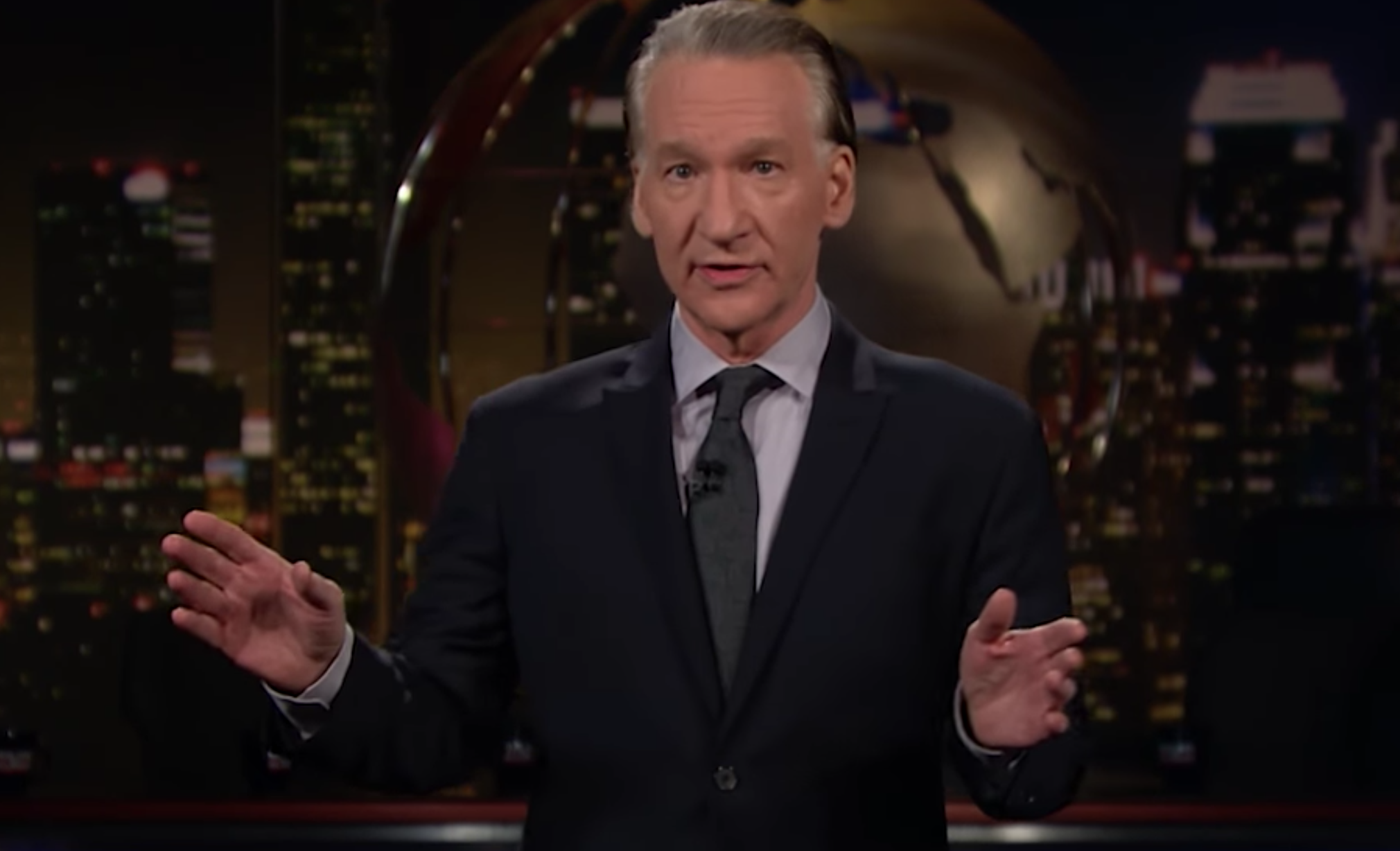Maher: Franken Shouldn\u0027t Be Lumped In with Moore