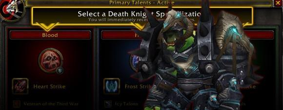 The Art of War(craft): Must-have PvP talents for death knights in 4.0.1