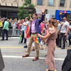 Justin Trudeau Joined the Toronto Pride Parade to Celebrate Equality