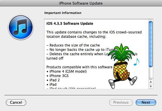 redsn0w untethered jailbreak for iOS 4.3.1 works with 4.3.3, still no iPad 2 support