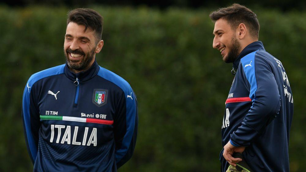"Italie, Buffon a encore des ""objectifs à atteindre"""