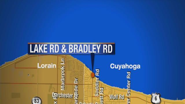 6am: Chase ends in crash in Bay Village
