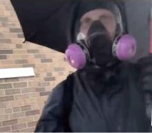 Minneapolis 'umbrella man' was white supremacist seeking to stir racial tensions, police say
