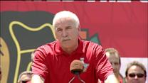 """Coach Q: Chicago is a """"special place"""""""