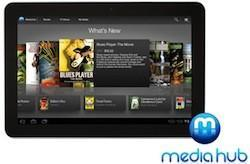 Samsung's Media Hub Beta program for Galaxy S II owners adds some points to your Smart TV's IQ