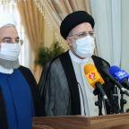 Praise and condemnation for Iran's new hardline president