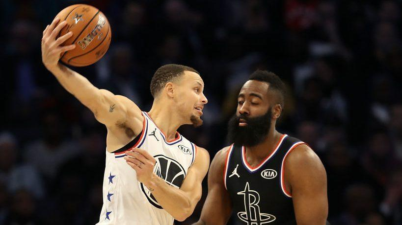 James Harden would rather play less heroball, more in system like Warriors?