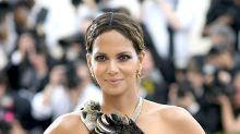 Halle Berry Is Nearly Nude (Again)