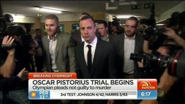 Pistorius pleads not guilty