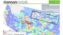 Hannan Commences Diamond Drilling at Ballyhickey, Co. Clare, Ireland