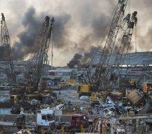 AP PHOTOS: Terror, death, devastation in Lebanon explosion