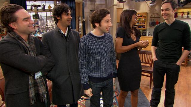 'The Big Bang Theory' Reacts To Their Golden Globe Nominations