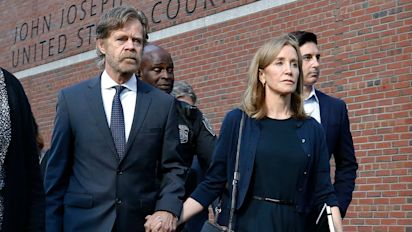 Emmys' Swipe Against Felicity Huffman's College Bribery Scheme Jail Time Blunted By Realities Of The Calendar