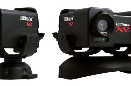 Video: Tachyon XC helmet cam, and its Siamese 3D sibling, now shipping to headgear worldwide