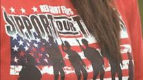 Student kicked out of class for wearing patriotic T-shirt