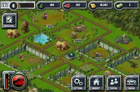 Daily iPad App: Jurassic Park Builder makes me wish in-app purchases were extinct