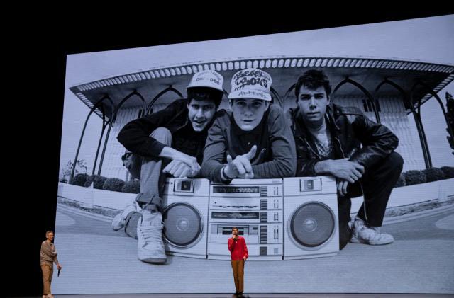 Apple TV+ snags Spike Jonze's documentary on the Beastie Boys
