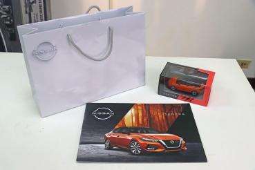 跟進日本母廠導入,Nissan 裕隆日產導入新世代企業識別廠徽!
