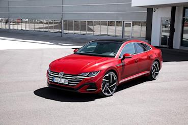 Arteon系列影片三部曲揭露工藝美學、首映演繹Volkswagen旗艦車款外觀設計!